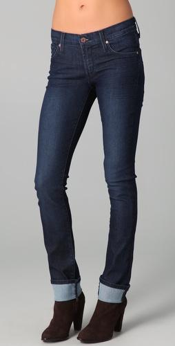 James Jeans Sabrina Straight Leg Jeans
