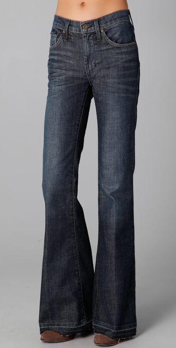 James Jeans Disco 70's Super Flare Jeans