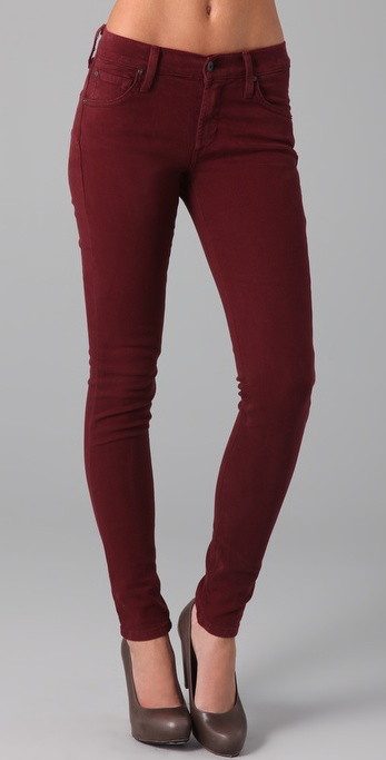James Jeans Twiggy Brushed Twill Legging Jeans