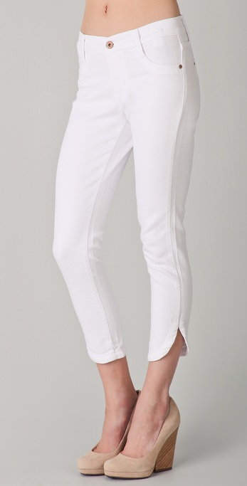 James Jeans Penelope Cropped Jeans