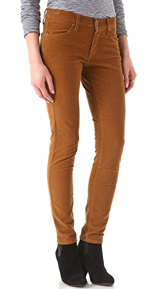James Jeans Slouchy Fit Boyfriend Corduroy Pants
