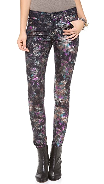 James Jeans Twiggy Cosmo Jeans with Zip