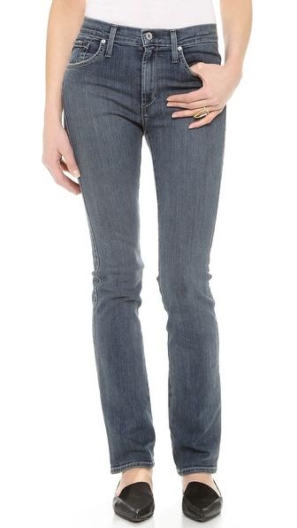 James Jeans Hunter Petite Straight Leg Jeans