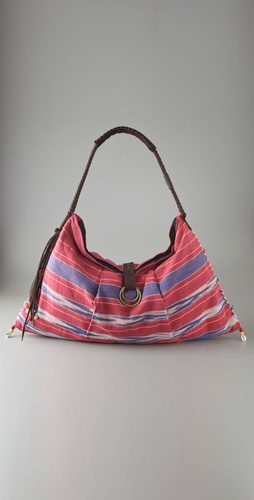 JADEtribe Estelle Hobo Bag