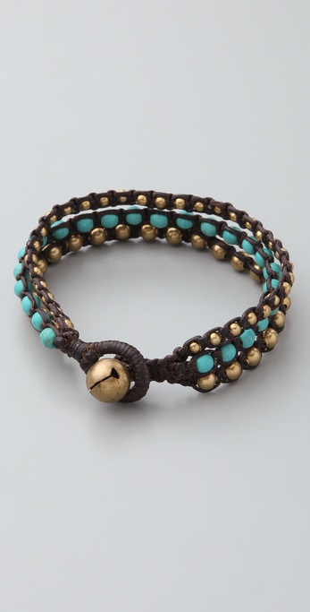 JADEtribe Three Row Bracelet