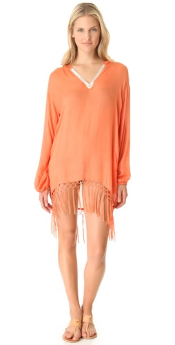 JADEtribe Capuche Cover Up Dress
