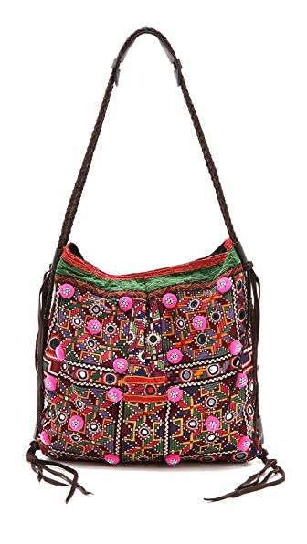 JADEtribe Antique Embroidered Bag