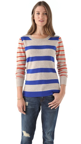 Jamison Maxwell Crew Neck Sweater