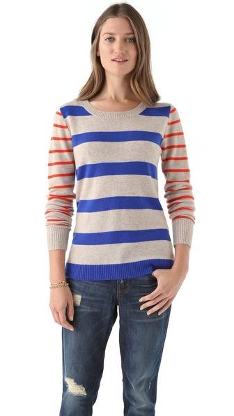 Jamison Maxwell Crew Neck Sweater