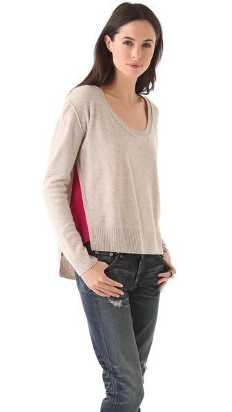 Jamison Bryce Side Cut Sweater