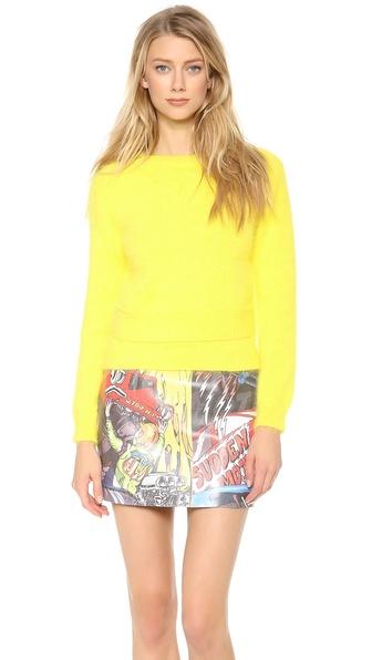 J.W. Anderson Banded Raglan Sweater