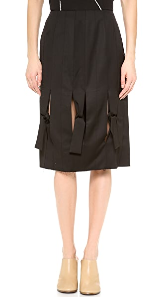 J.W. Anderson Multi Knot Skirt