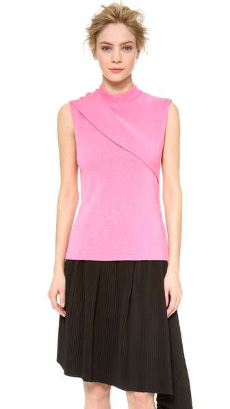 J.W. Anderson Sleeveless Wrap Tank