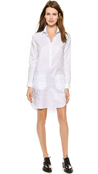 J.W. Anderson Classic Oxford Shirt Dress