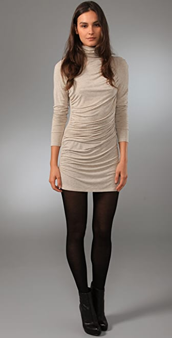 Jarbo Ruched Mini Dress