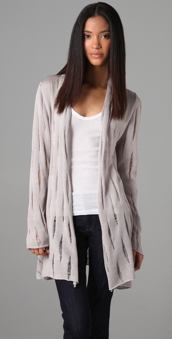 Jarbo Wrap Cardigan