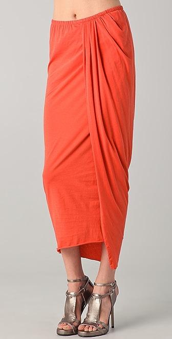Jarbo Ankle Length Sarong Skirt