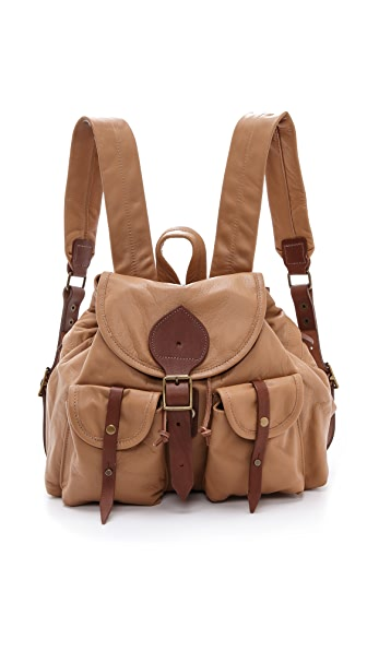 Jas MB Bomber Mini Backpack