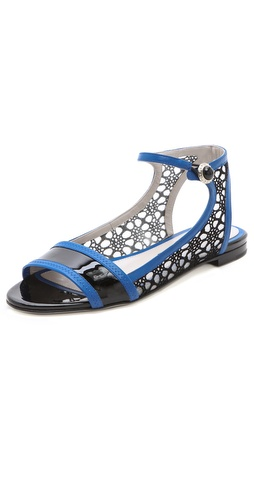 Jason Wu Jane Patent Sandals