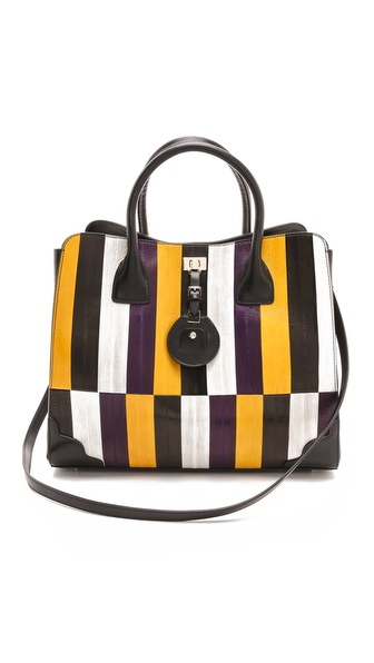 Jason Wu Jourdan Multicolor Tote