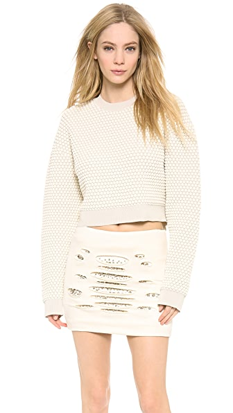 Jay Ahr Long Sleeve Sweater