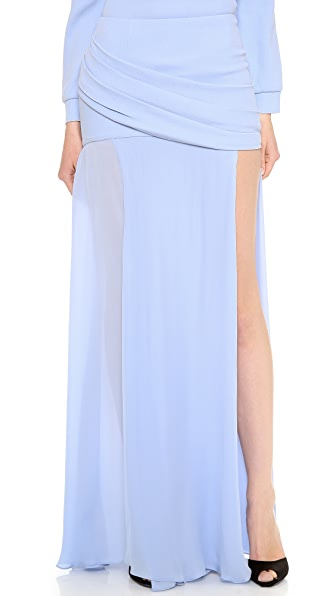 Jay Ahr Maxi Skirt