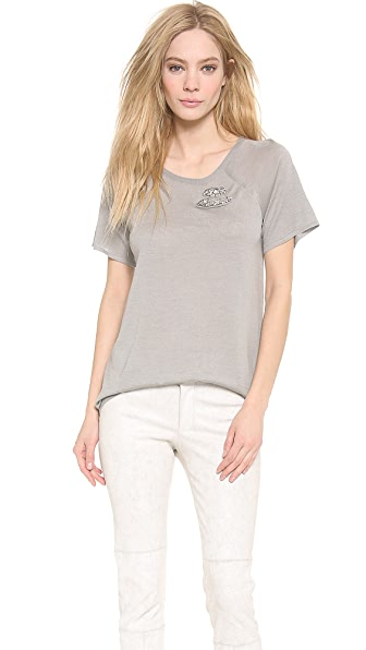 Jay Ahr Short Sleeve Top