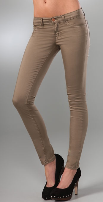 J Brand Sateen Leggings
