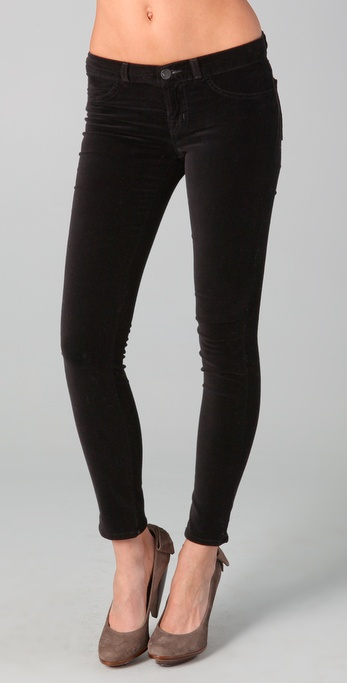 J Brand Velvet Leggings