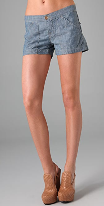 J Brand Harbor Patch Pocket Shorts