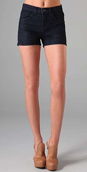 J Brand Dita High Rise Shorts
