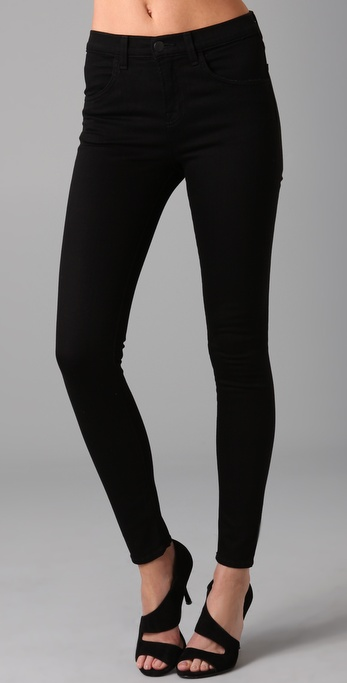 J Brand Maria Powerstretch High Rise Leggings