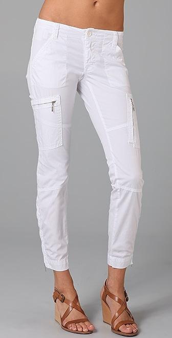 J Brand Ella Mae Modern Aviator Pants