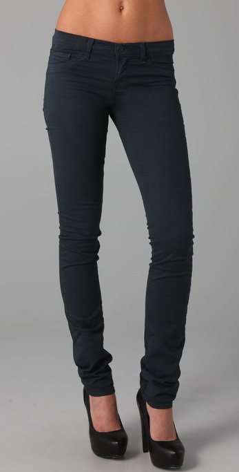 J Brand 912 Pencil Leg Twill Pants