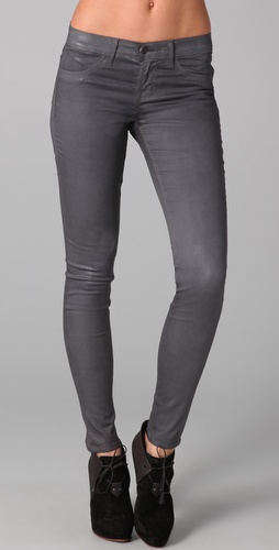 J Brand 901 Coated Legging Jeans