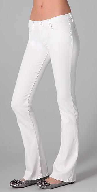 J Brand Skinny Boot Cut Jeans