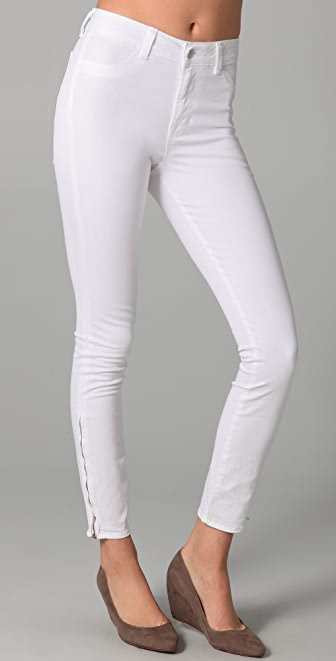 J Brand Major Ankle Skinny Pants