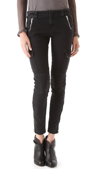 J Brand Maverick Skinny Cargo Pants