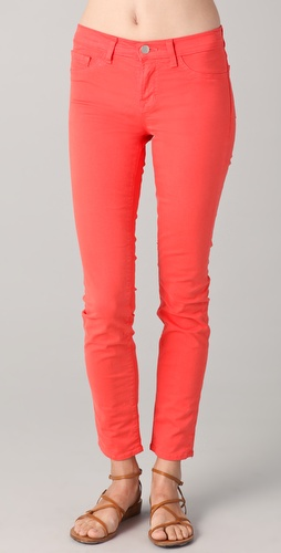 J Brand 811 Ankle Skinny Jeans