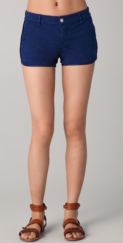 J Brand Abby Clean Shaped Shorts