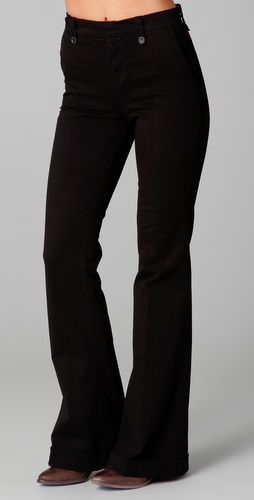 J Brand Stella High Rise Pants