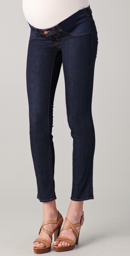 J Brand Skinny Maternity Jeans