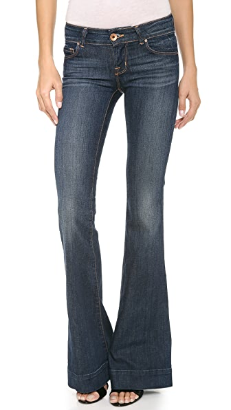 J Brand Love Story Flare Jeans