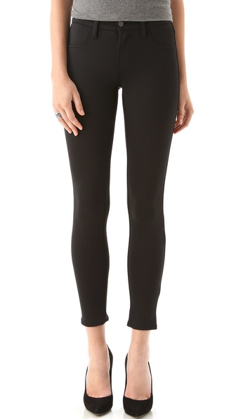 J Brand Super Skinny Scuba Pants