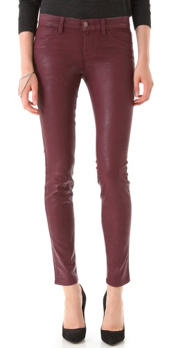 Shop J Brand 901 Coated Textured Super Skinny Jeans and J Brand online - Apparel,Womens,Bottoms,Pants,Trousers, online Store