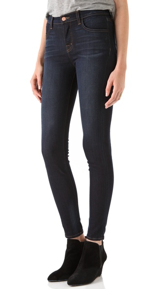 J Brand Maria Skinny Jeans
