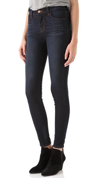 J Brand Maria Skinny Jeans