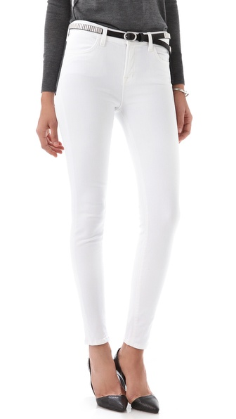 J Brand Maria High Rise Legging Jeans