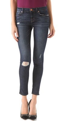 J Brand 811 Mid Rise Skinny Jeans
