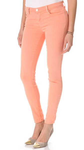 J Brand 620 Super Skinny Jeans
